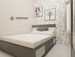 6 Desain Interior Kamar Tidur Sederhana Keren Untuk Ruangan Sempit