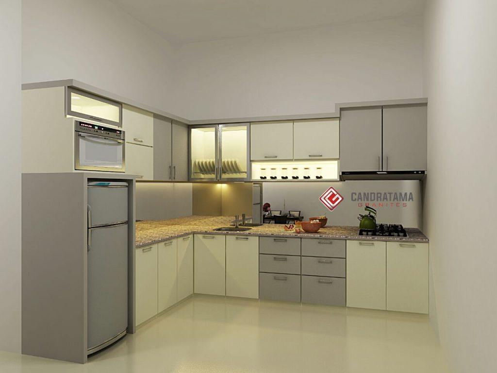Gambar Kitchen Set Minimalis 2018 Interior Madiun 081252474309