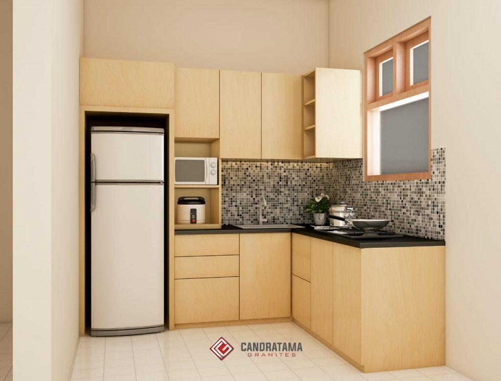 Model Kitchen Set Terbaru 2018 Interior Nganjuk 081252474309