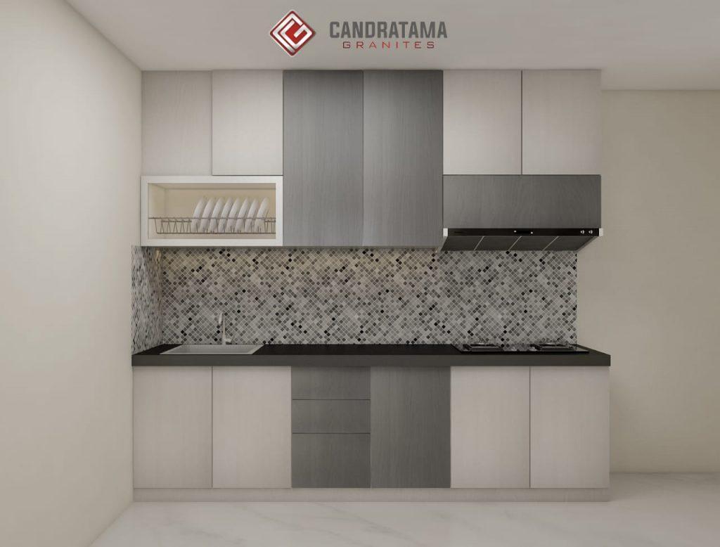 Bentuk Kitchen set