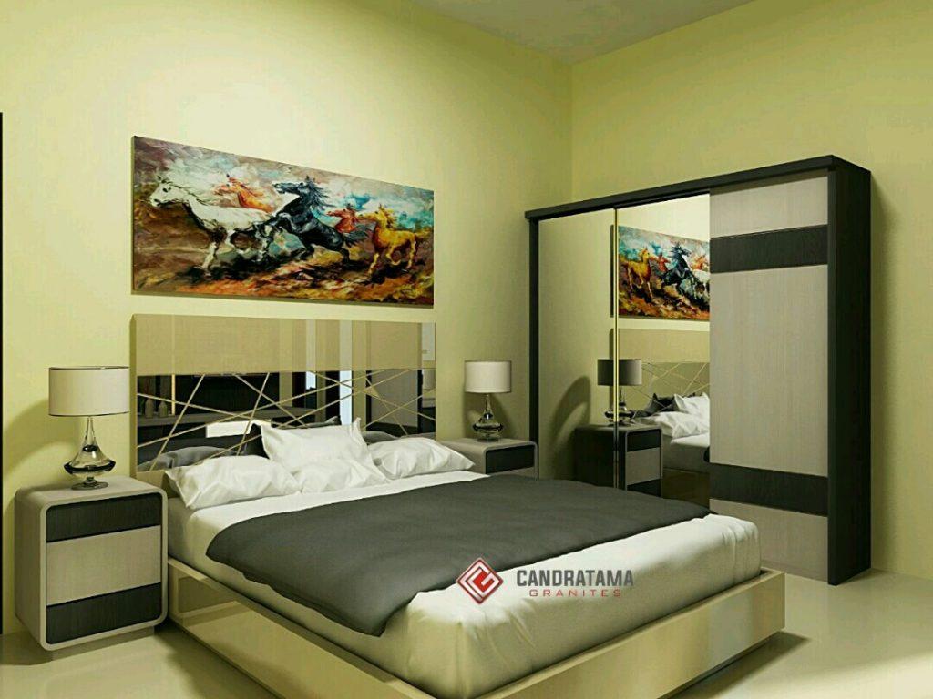 Dekor Kamar Tidur Jasa Desain Interior Kediri 081252474309