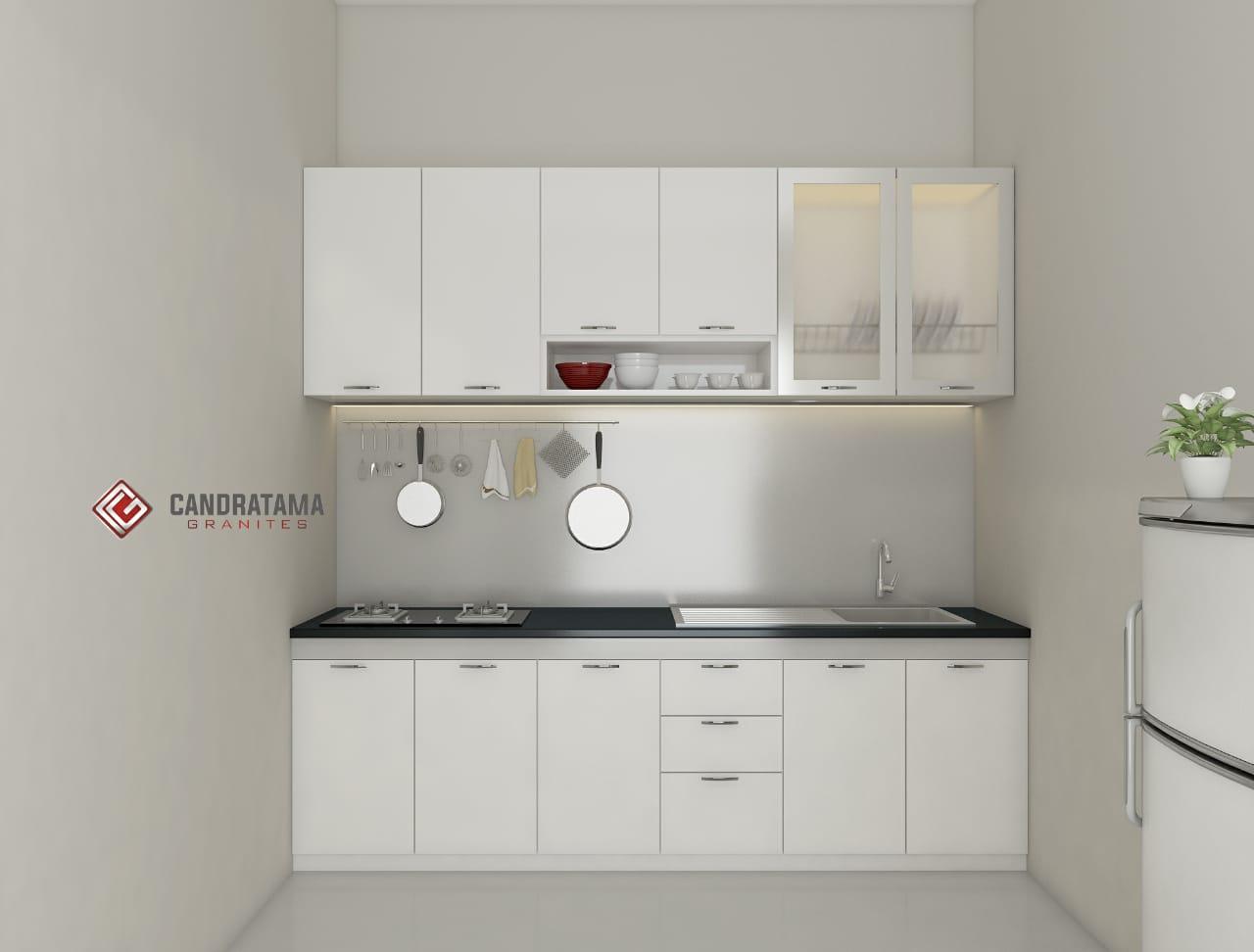 Gambar Kitchen Set Minimalis 2018 Interior Trenggalek 081252474309
