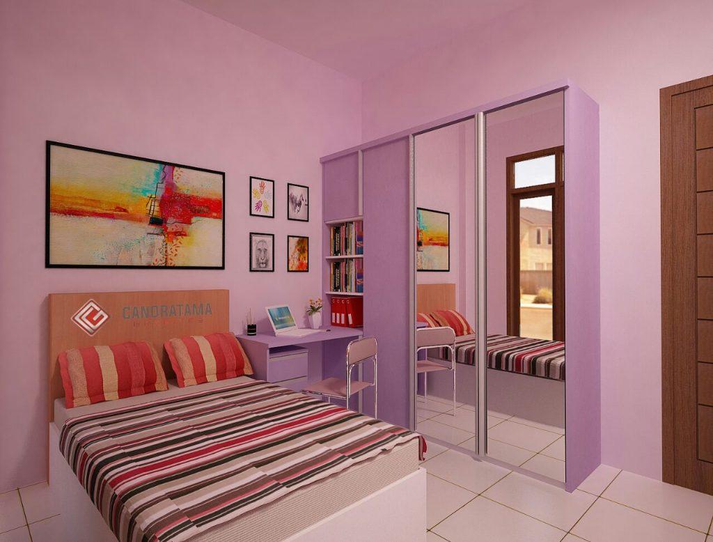 desain lemari kamar tidur