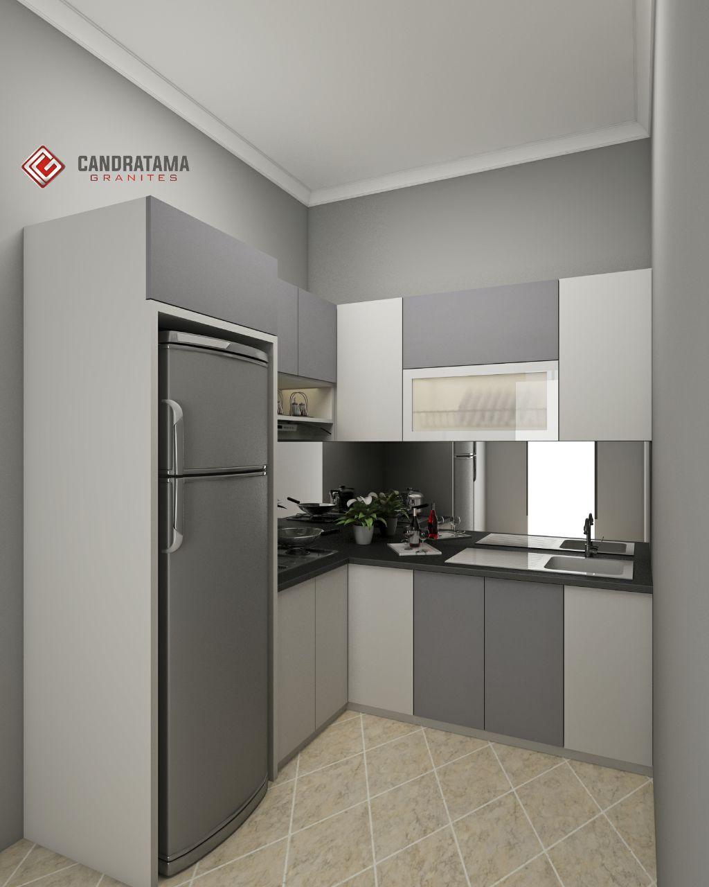 Jual Interior Kitchen Set Minimalis 081252474309