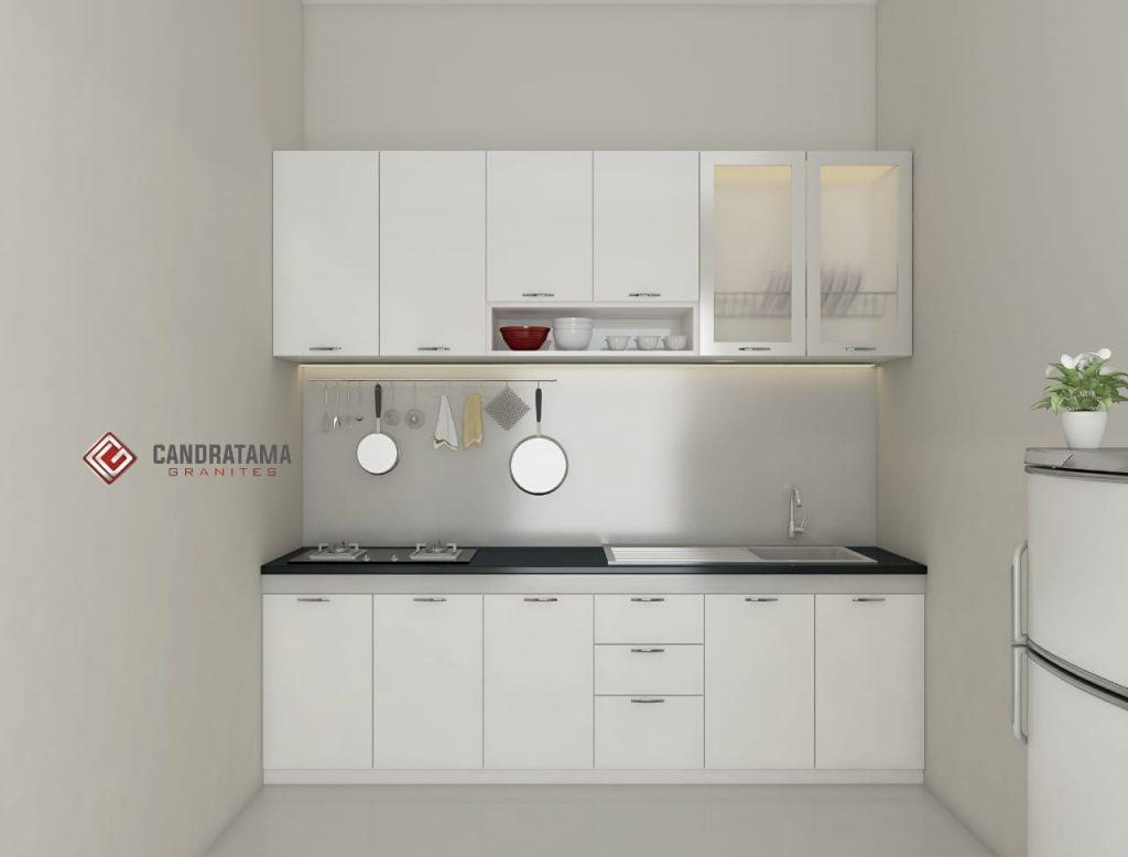 Interior Jember Desain Dapur Kitchen Set Minimalis 081252474309