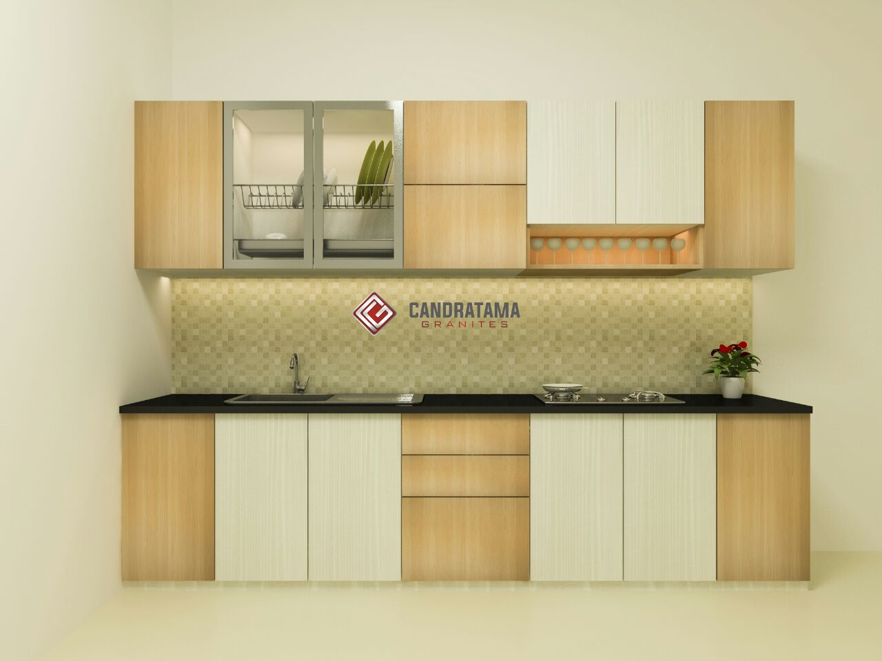 Model Kitchen Set Terbaru 2019 Interior Pacitan 081252474309