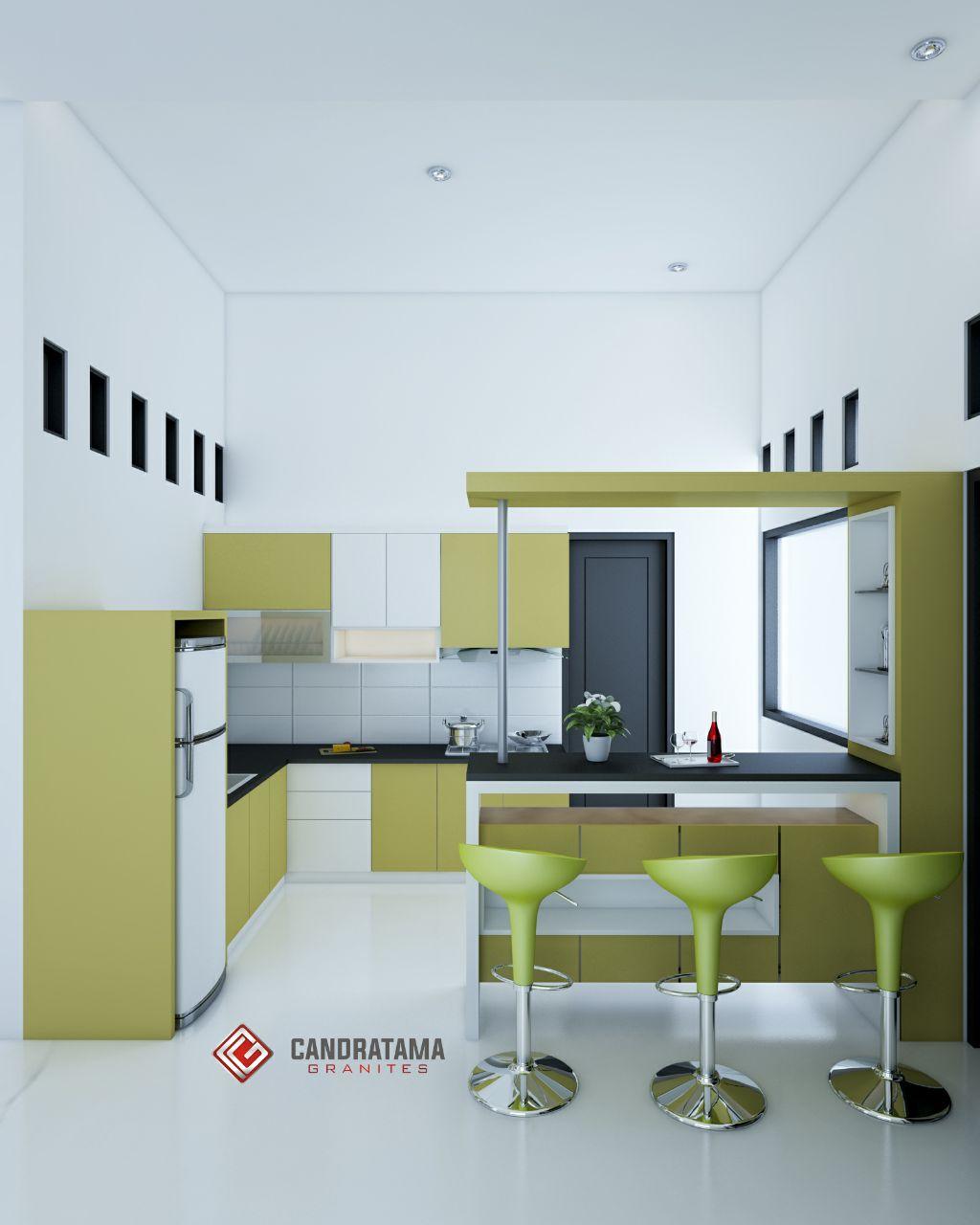 APA YANG HARUS DIPERHATIKAN DALAM MENDESAIN MINIBAR? desain kitchen set dapur minimalis