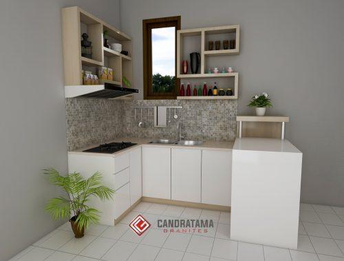kitchen set untuk dapur kecil