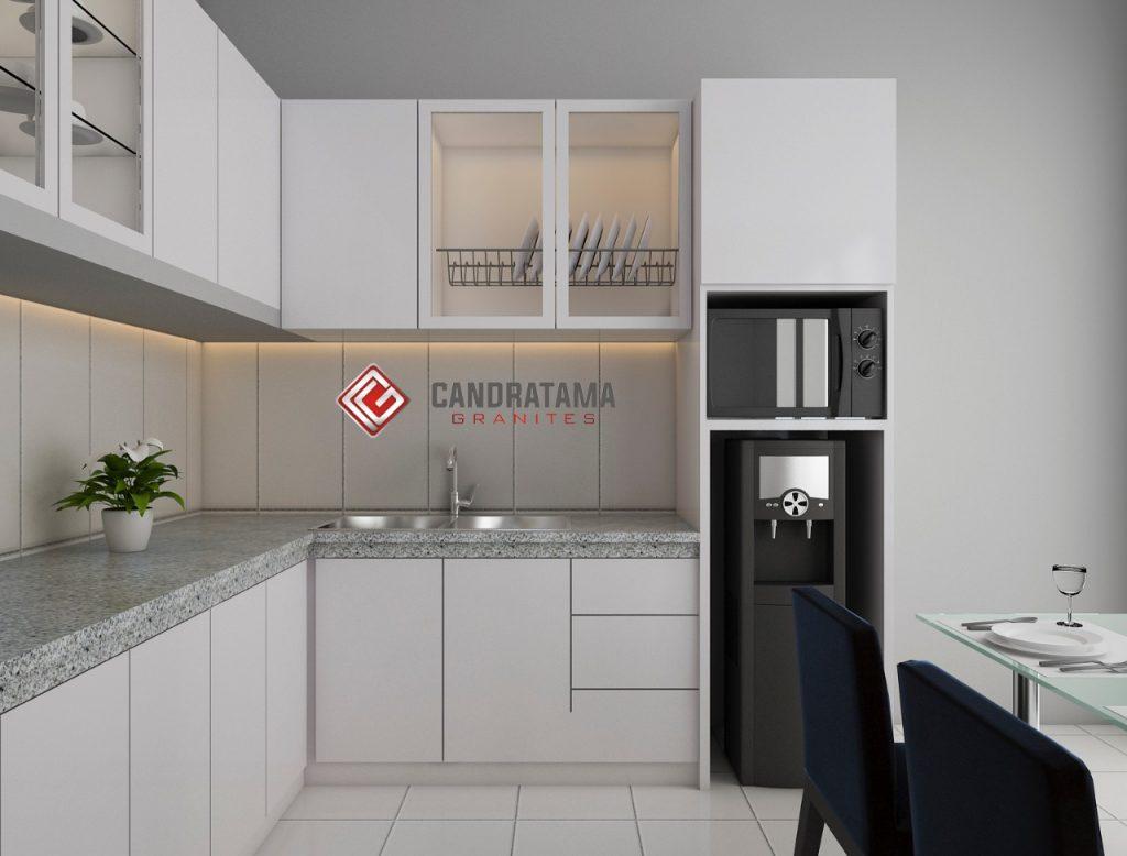 Kitchen Set Minimalis Untuk Dapur Kecil Desain Interior Kediri