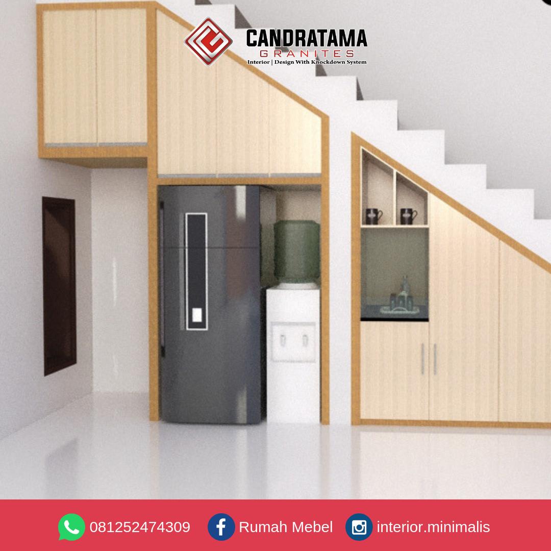 IDE HUNIAN DENGAN LEMARI BAWAH TANGGA BANGKALAN desain lemari bawah tangga berkualitas dan fungsional