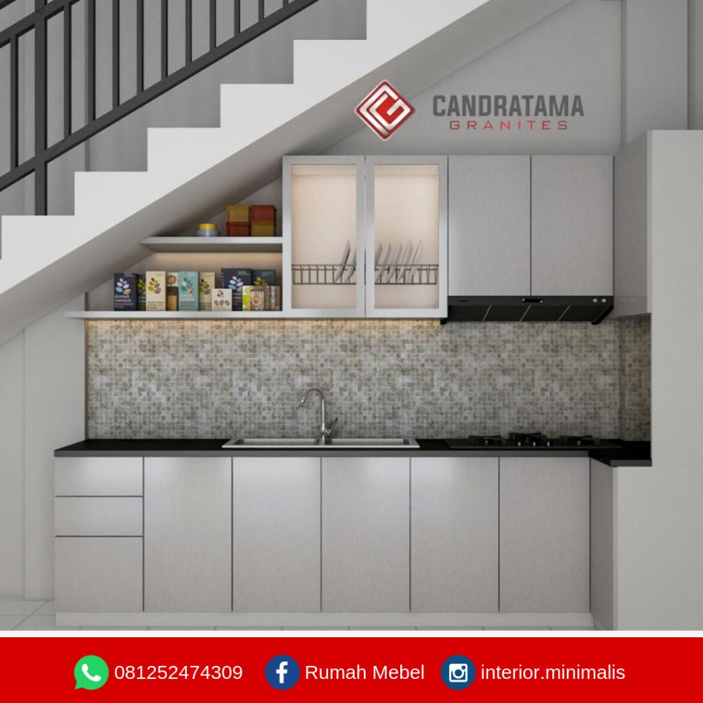Desain- Desain Kitchen set terbaru 2019set ruang dapur