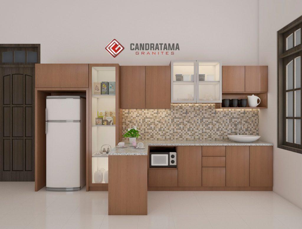 Contoh Kitchenset Minimalis Di Nganjuk 081252474309