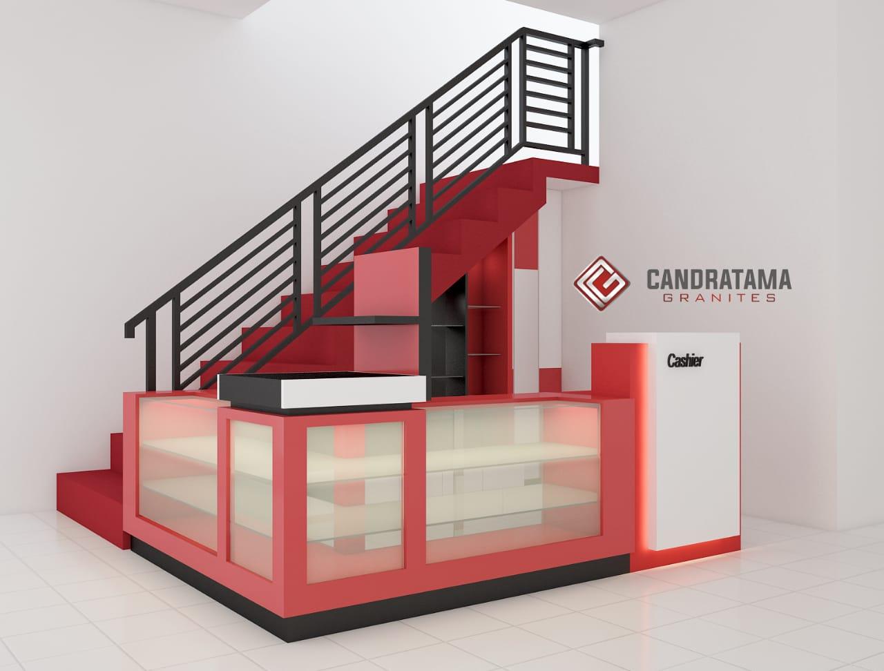 Desain Interior Apotek Modern Dan Minimalis