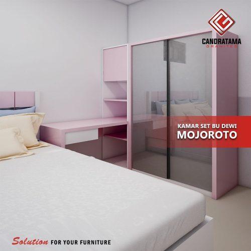 kamar tidur set minimalis
