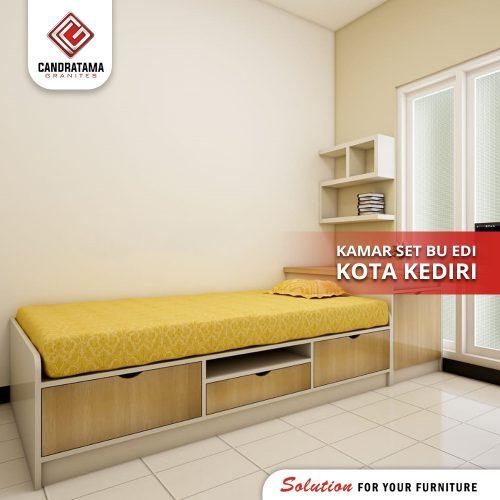 inspirasi kamar tidur kecil