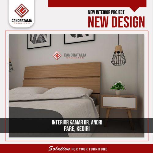 kamar tidur custom set