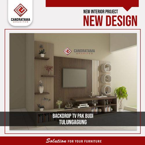 design backdrop tv