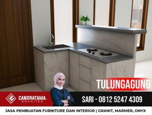 Desain Interior Kitchen Set Minimalis Modern Tulungagung Hub 081252474309