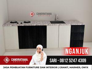 Desain Interior Kabinet Dapur Kitchen Set Minimalis Nganjuk Hub 081252474309